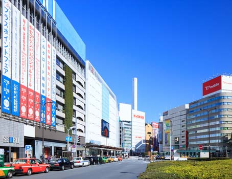 Best recommended Properties for Access to Ikebukuro!